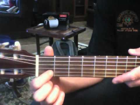 Chasing Cars CHORDS Guitar Lesson - YouTube