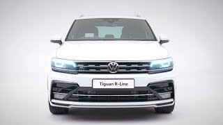 2019 Volkswagen Tiguan SUV 2.0T SEL R-Line 4MOTION Experience