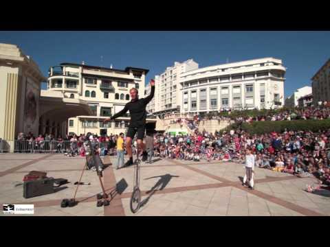 Festival des Arts de la Rue 2015 de Biarritz