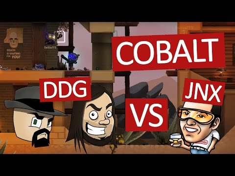 JNX gästar! Cobalt med massa action!