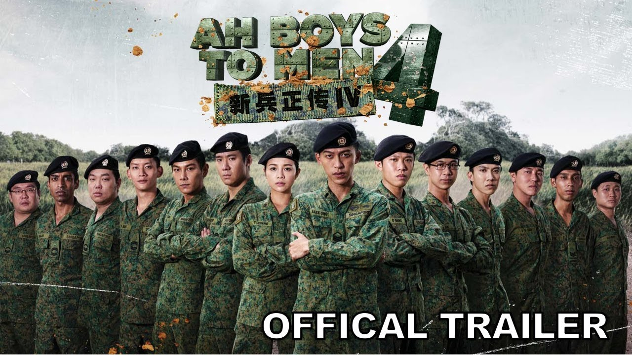 Image result for AH BOYS TO MEN 4