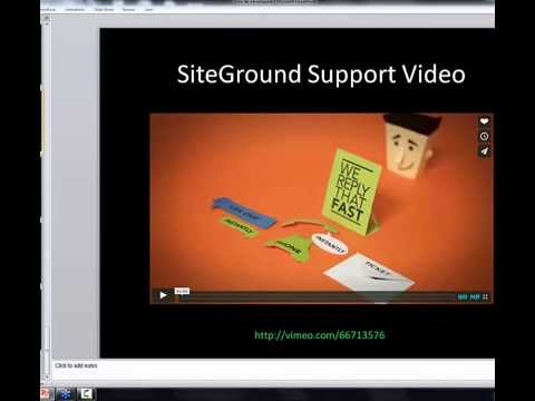 How SiteGround WordPress Hosting Service Compared to Other Hosts