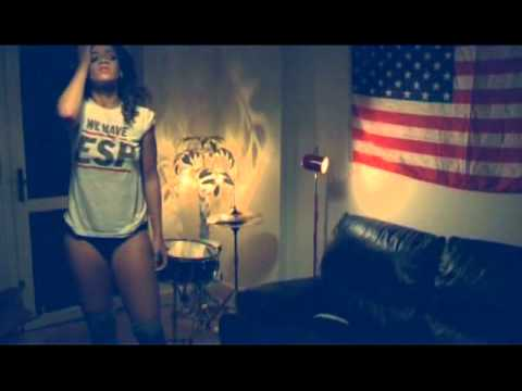Rihanna - We Found Love (Chuckie Extended Mix)(VideoRemix - DjZevax Pvt)