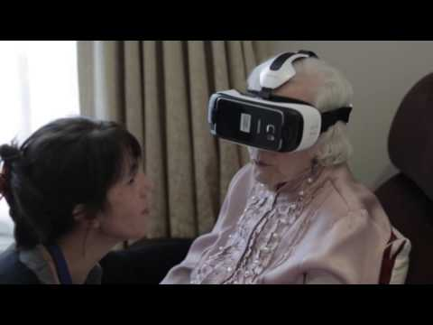Solis: A world first in Virtual Reality for Aged Care