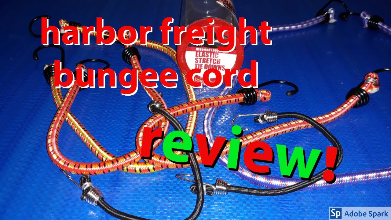 Harbor freight bungee air refill