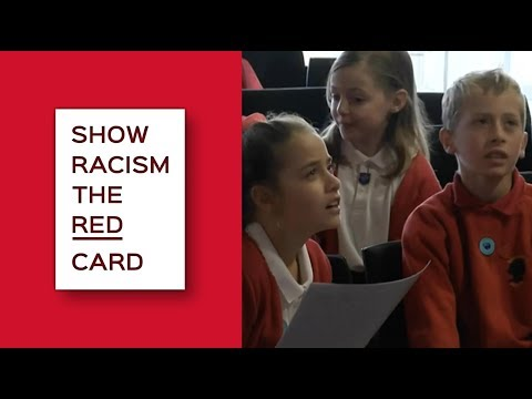 Show Racism The Red Card On BBC South Today