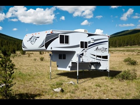 Excellent Quick Tour Of The NEW Arctic Fox 990 - YouTube