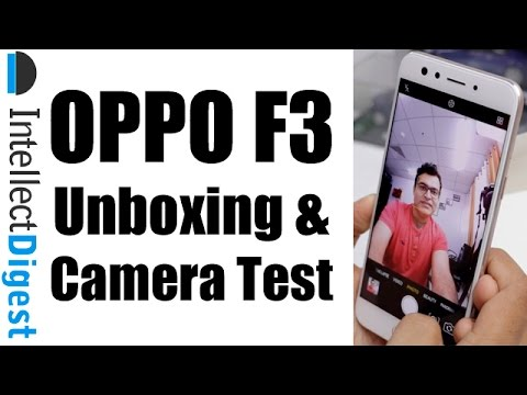 Thumbnail: OPPO F3 Unboxing, Hands On, Camera Test and Features Overview | Intellect Digest