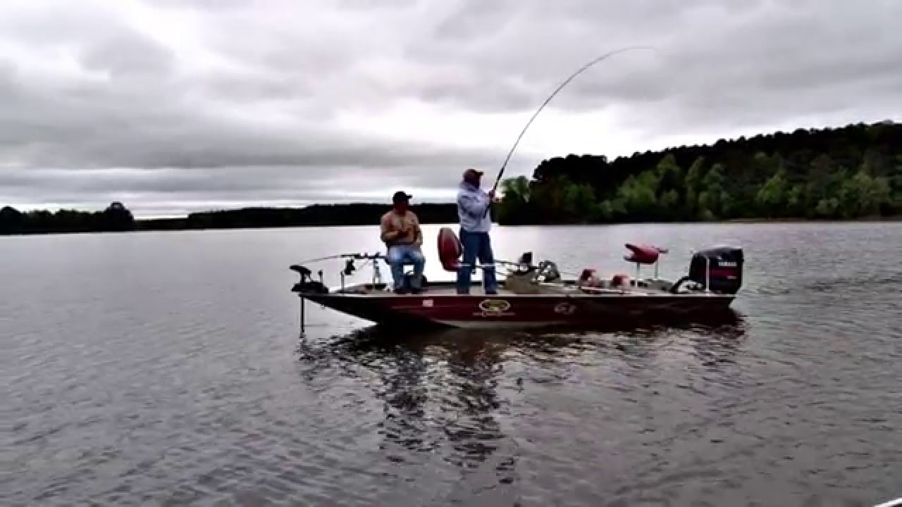 Weiss lake crappie s3eps teaser youtube for Weiss lake fishing report