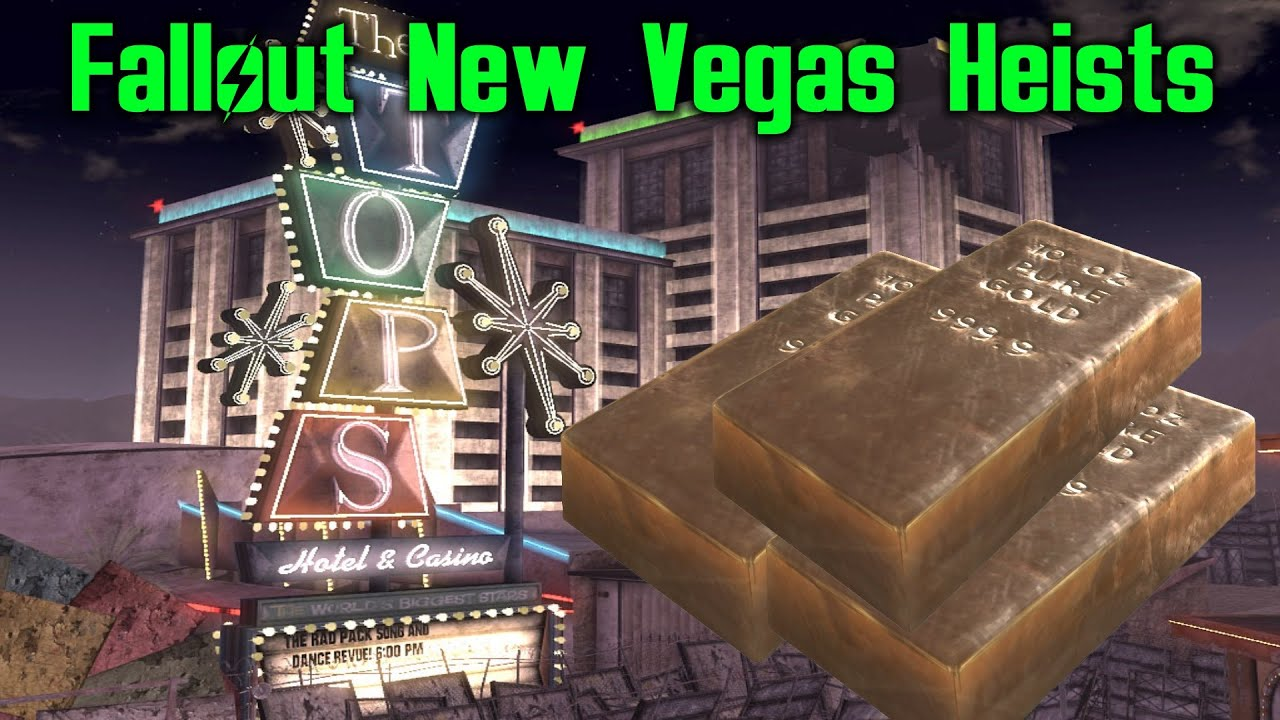 fallout new vegas robbing casino mod