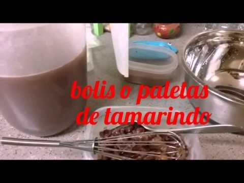 Como hacer paletas de tamarindo doovi - Hacer bolis en casa ...