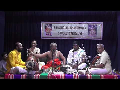 Srimushnam Raja Rao | Sengottai Hariharasubramaniam | Sadguru Gnanananda Sangeeth Sammelan | NGS