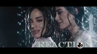 Greeicy, Anitta - Jacuzzi: REACTION