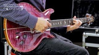 PRS Santana Signature Flame Top Electric Guitar