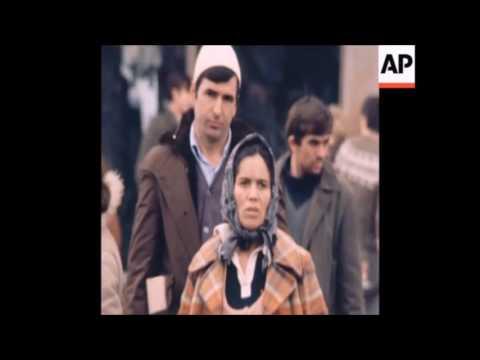 Prishtina e vitit 1981 - Kosova nën Jugosllavi