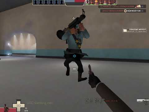TF2 F2P KID RAGE SO HARD IN A TRADE SERVER!!!