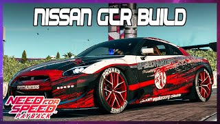 Need for Speed Payback 1 Minute Nissan GTR build