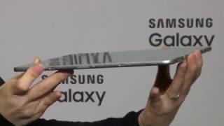 видео Планшеты Samsung серии Tab S3 (Таб с3) - купить Galaxy Tab S3 на сайте фирменного интернет-магазина, цены в кредит