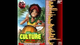 DJ DOTCOM PRESENTS BLAZING CULTURE MIX VOL 1 GOLD COLLECTION