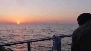 Морська риболовля. Б-Дністровська банку. 30.09.16 Бички і скорпены.