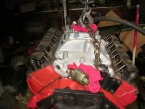1984 Camaro Engine 1 - Built Hp Camaro - 1984 Camaro Engine 1