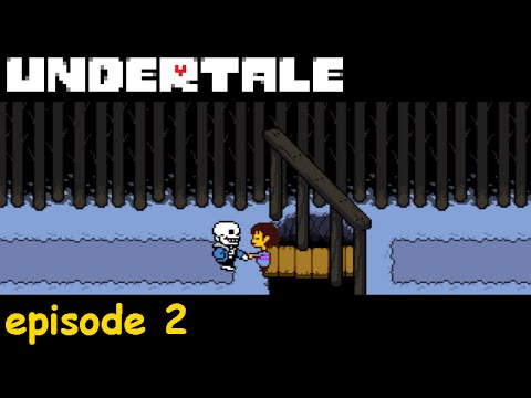 Undertale, Episode 2: the convenience of that lamp - YouTube