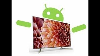 android TV - Установка приложений с USB-носителя