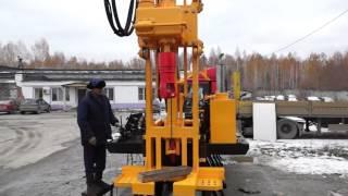 Буровая УРБ-2А2 с палубным двигателем ЯМЗ-238 ООО ''ПромБурАвто'' г.Миасс
