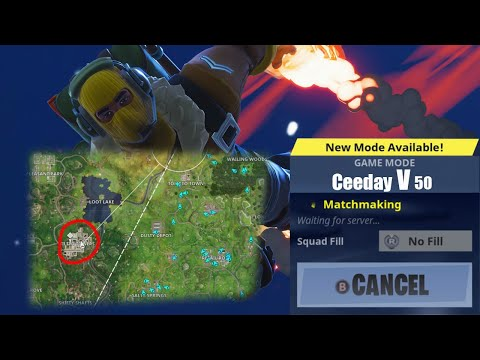 Ceeday V 50 (Landing with the Enemy Team) RAGE