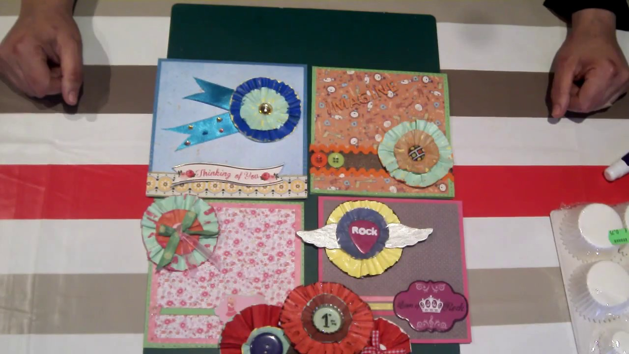 Scrapbook ideas and tips - Scrapbooking Tips Cardmaking Tarjetas F Ciles Y Originales Tutorial Scrapbook