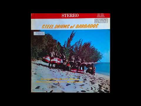 Barbados Steel Band – Steel Drums Of Barbados