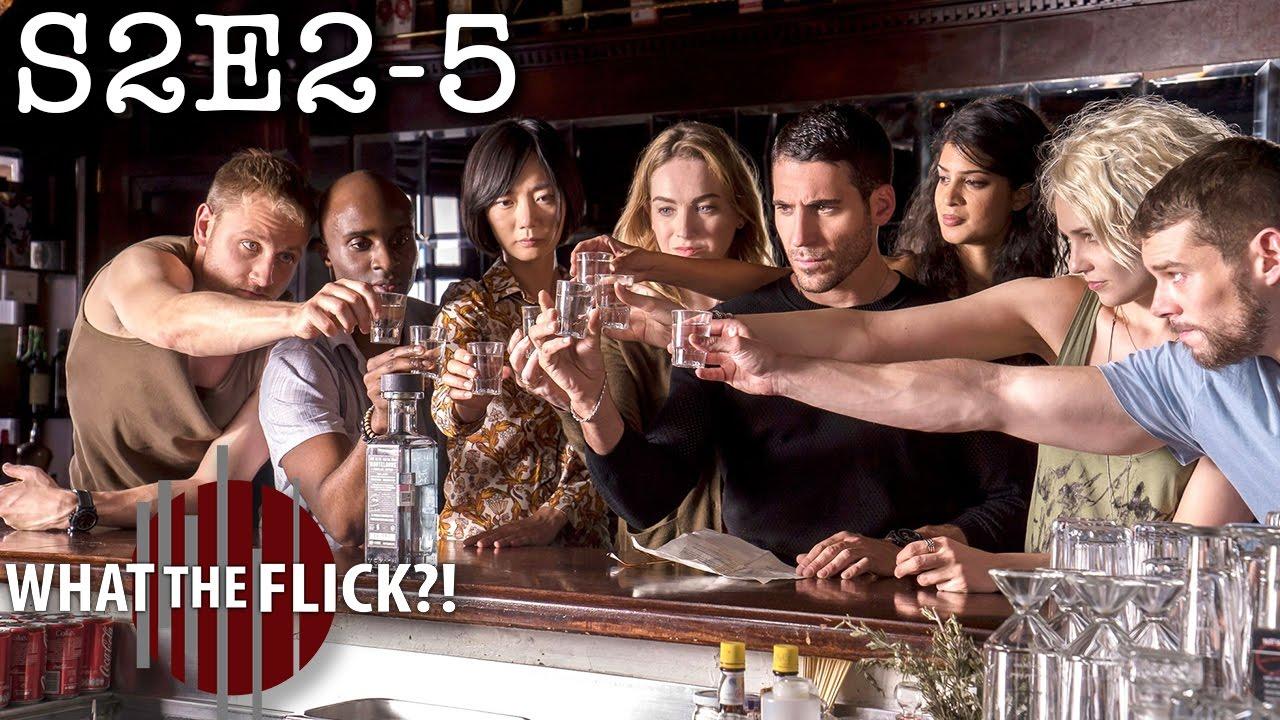 Download Sense8 Season 2, Episodes 2-5 Review