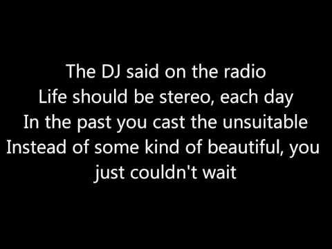 Robbie Williams - Something Beautiful (Lyrics)