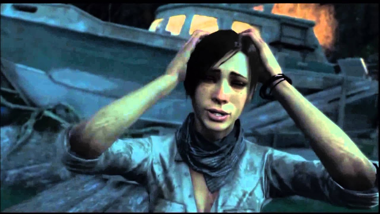 Far Cry 3 Jason Liza Break Up Hd Youtube