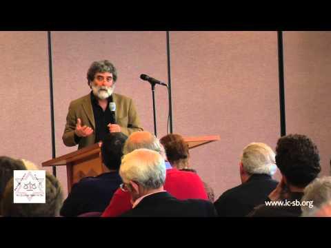 Gershom Gorenberg - Keynote, 6th Annual Teach-In On Israel, Pt. 2
