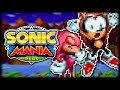 Sonic Mania Plus Mighty Knuckles Part 1 Green Hill Zone Chemical Plant Zone mp3