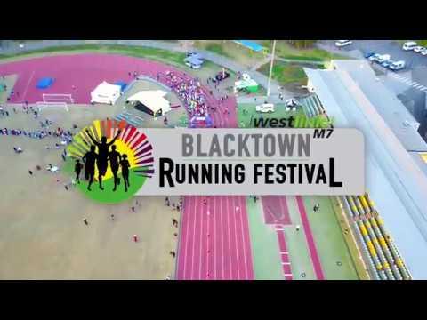 Enter Westlink M7 Blacktown Running Festival