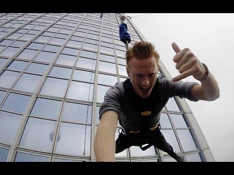 Base Flying ParkInn Hotel - Berlin [GoPro]