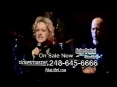 2004 Meadowbrook Music Festival: Cyndi Lauper