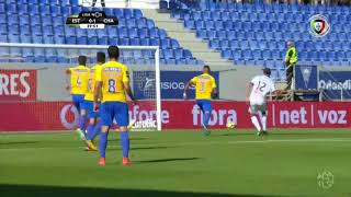 Video Gol Pertandingan Estoril Praia vs Chaves