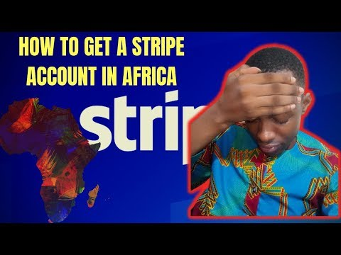 HOW TO GET LEGAL STRIPE ACCOUNT IN AFRICA