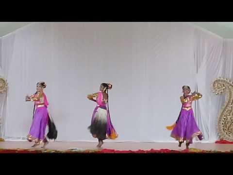 Sri agni dance group t.intan perak mayil dance perfoman at ipoh
