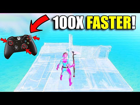 The *NEW INSANE* Non-Claw Controller Settings For FASTER EDITS & AIMBOT... (XBOX/PS4/PC)