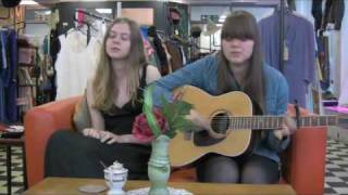 First Aid Kit - Waltz for Richard at DIY TV