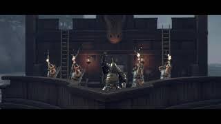 Ghost of Tsushima - The Tale of Ryuzo: Defeat the Mongol Boss Gameplay and Ryuzo Cutscene (2020)