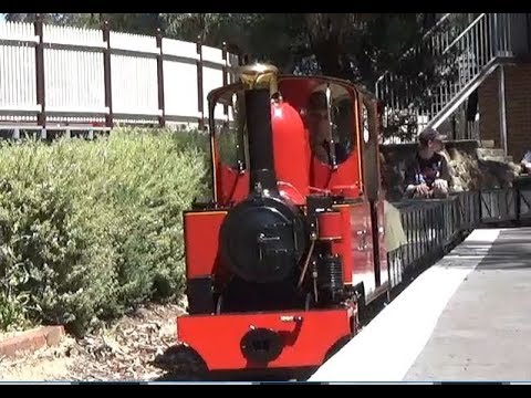 Diamond Valley Railway 56th Anniversary October 2017