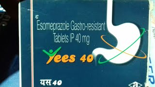 Yees - 40 Tablet ( Gastro Treatment ) Review in Hindi