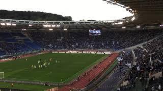 Lazio-Chievo 5-1 i festeggiamenti finali