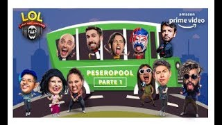 LOL: Last One Laughing - PeseroPool Parte 1 | Amazon Prime Video