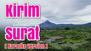 Download KIRIM SURAT - Novita Br Barus | Karaoke Mp3
